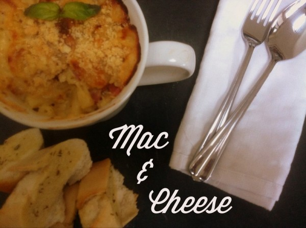 Mac and Chedese