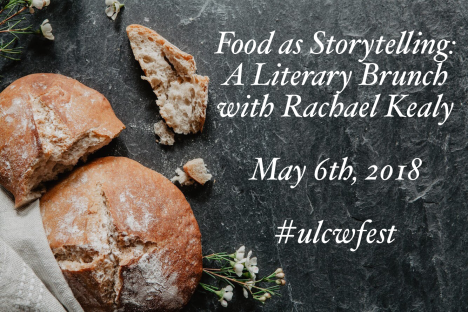 Food as Storytelling: An Irish Literary Brunch